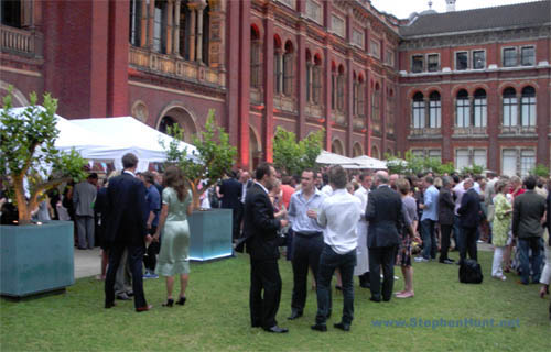 HarperCollins Summer Party