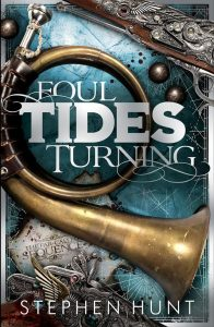 The second in the far-called series . . . 'Foul Tides Turning'.