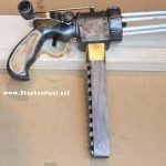 So, you want to build a steampunk machine pistol?