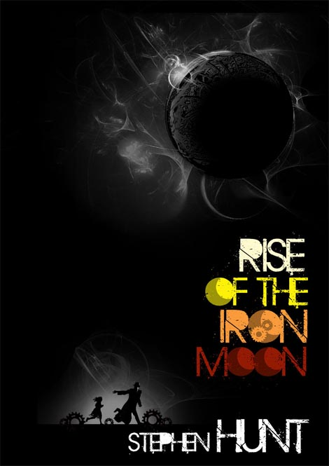 Rise of the Iron Moon poster.