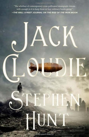 Jack Cloudie... airship hunting.