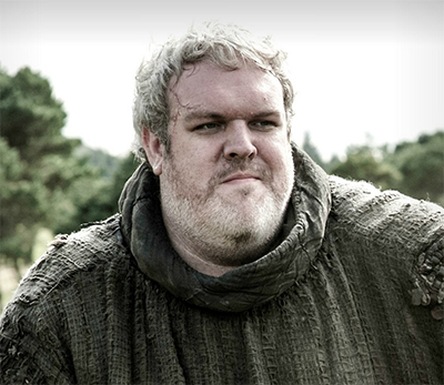 Just one word. Are you listening? Hodor.