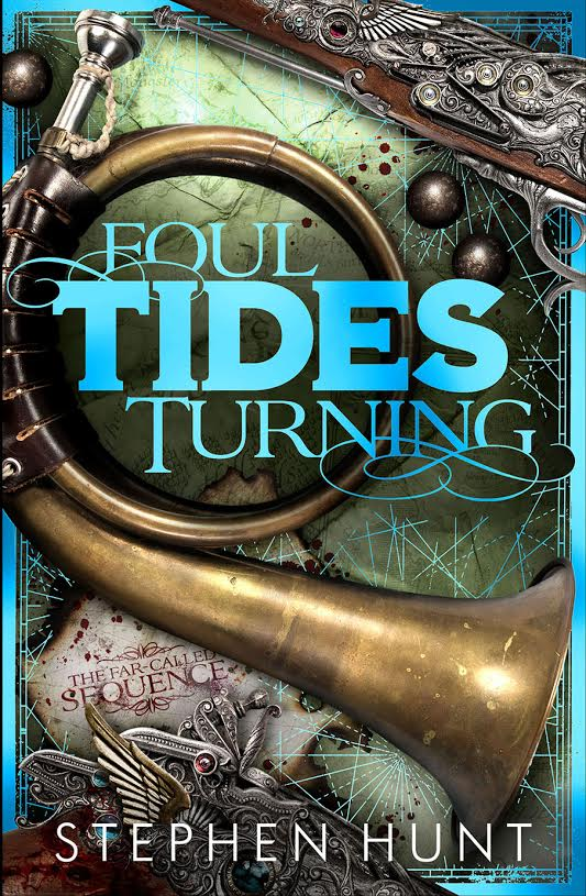 Foul Tide Turning variant cover concept.