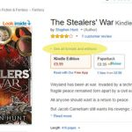 The Stealers' War (Far-called book #3) is out now.