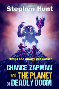 Chance Zapman and the Planet of Deadly Doom