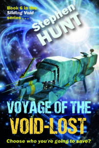 Voyage of the Void Lost 203x300