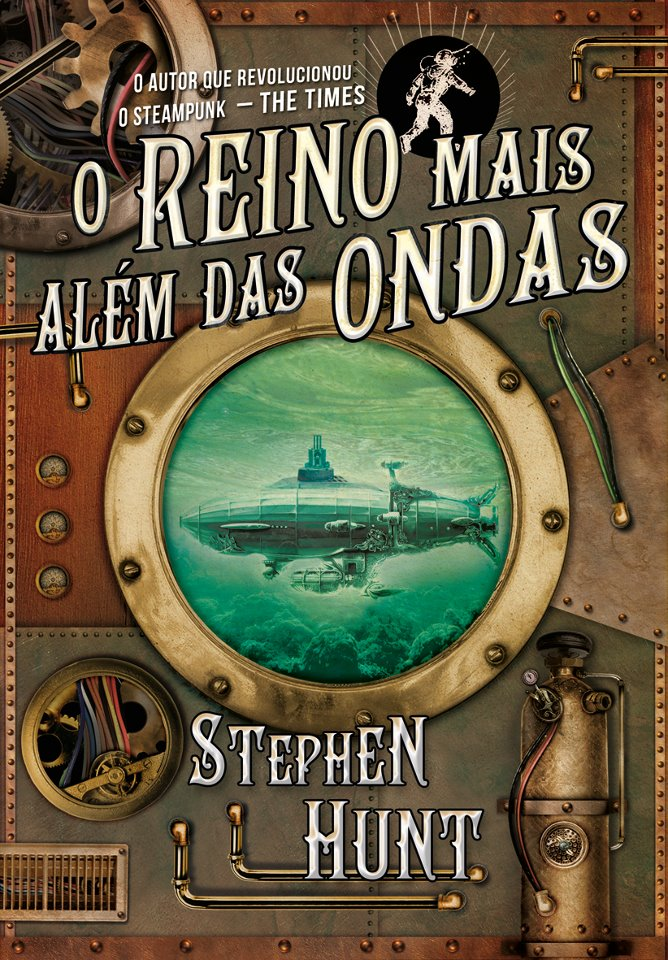Kingdom Beyond the Waves Portuguese cover