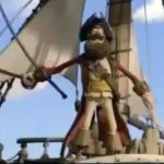 The Pirates: Band of Misfits trailer