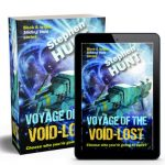 Voyage of the Void Lost launches – universal joy and peace to greet new Stephen Hunt novel?